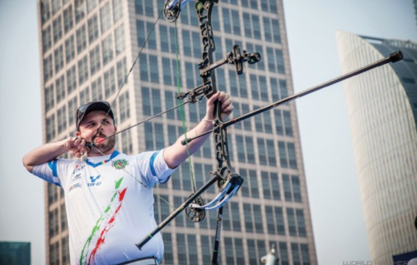 Archery - from 19 to 24 June the third round of the World Cup is in Salt Lake City, USA