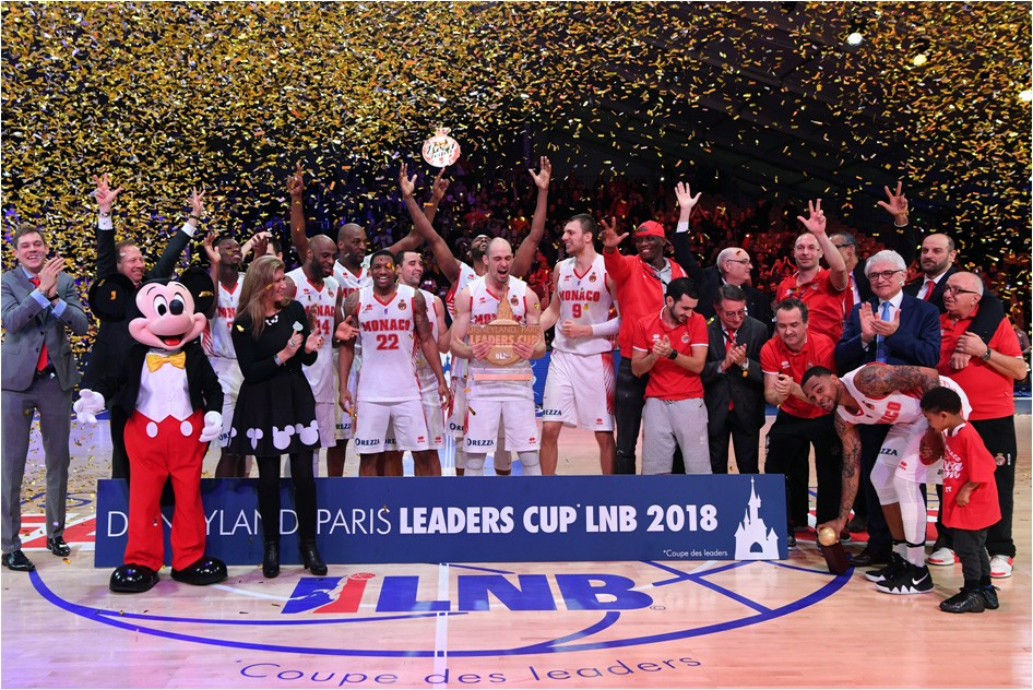 AS Monaco Basket wins the Leaders Cup!