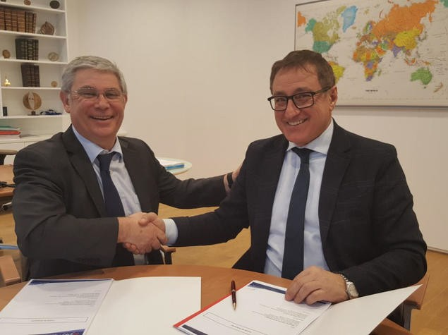 Erreà Sport and FFGym - the French Gymnastics Federation - sign a four-year sponsorship deal!