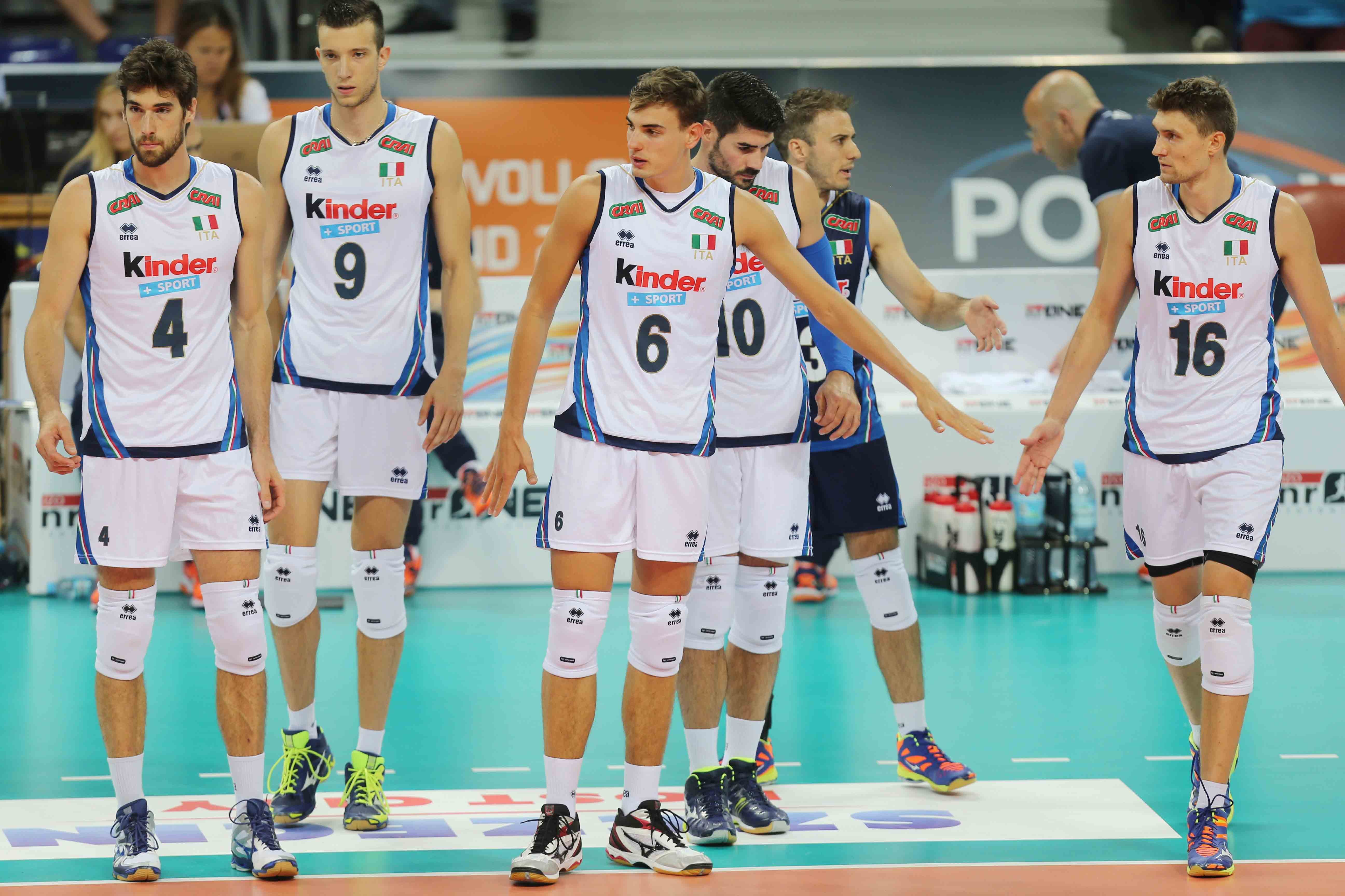 Florence hosts the long-awaited draw for the Men's 2018 World Volleyball Championships
