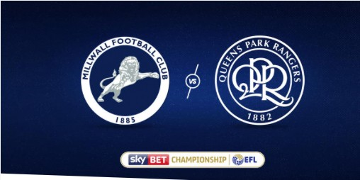 Friday 29 December - Millwall FC will play QPR in an all Erreà derby