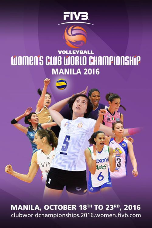 From 18 to 23 October Casalmaggiore will be in Manila for the Volleyball Club World Championship