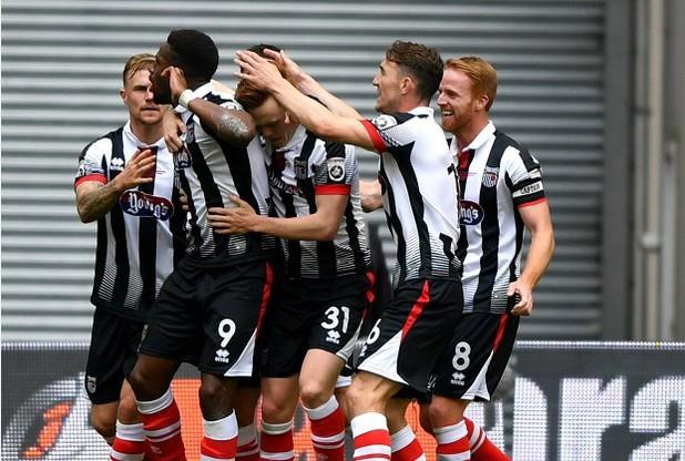Grimsby Town is back in the Football League!