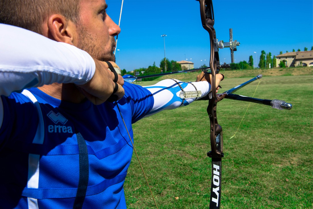 Marrakesh Indoor Archery World Cup: Matteo Fissore takes the gold!