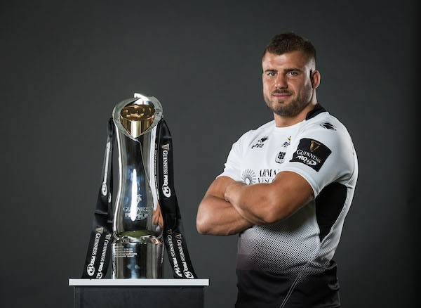 New Guinness PRO14 league championship presented in Ireland. New Zebre Rugby strip revealed!