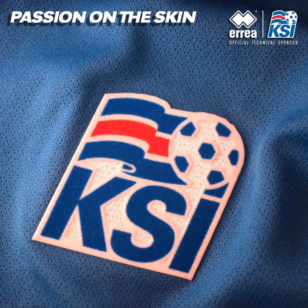 On Thursday 15 March, the new official kits of the Iceland national football team by Erreà Sport will be presented in Reykjavik