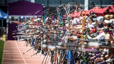 The World Archery Championships are taking place in Mexico from 15 to 22 October!