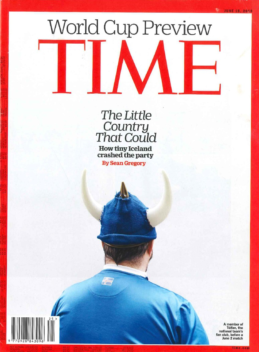Time - June 2018