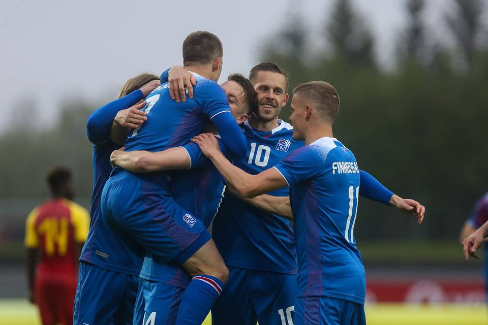 UEFA Nations League: Iceland just miss out on a win, with a stunning 2-2 draw against France