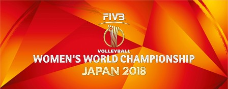 Women's World Volleyball Championships 2018: the complete line up of teams that have qualified!