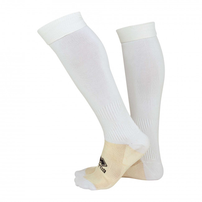 W/F POLYPROPYLENE  SOCKS JR BIANCO - ERREÀ