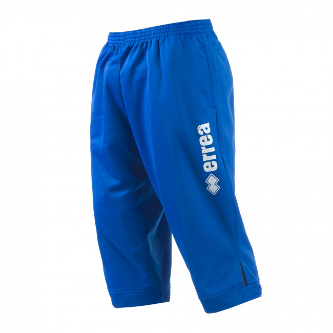 LINCH 3/4 PANTS JR AZZURRO - ERREÀ