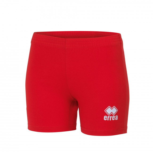 VOLLEY WOMAN SHORT JR ROSSO - ERREÀ