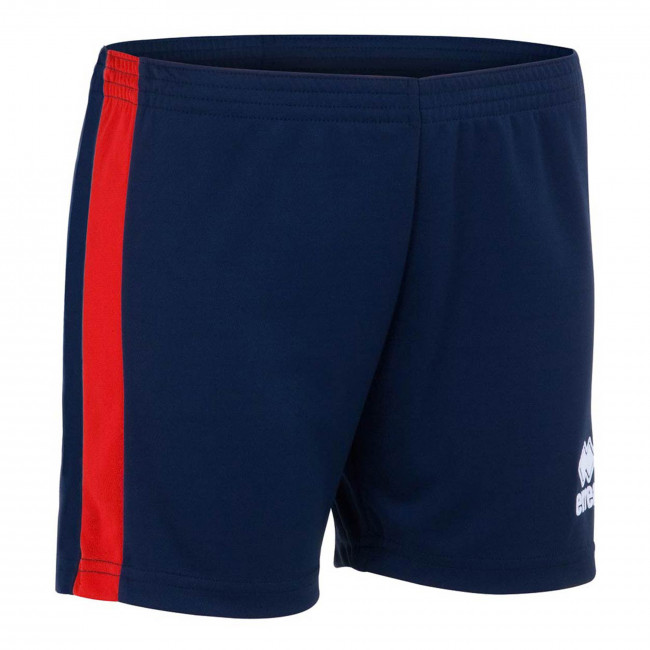 AMAZON WOMAN SHORT JR BLU ROSSO - ERREÀ