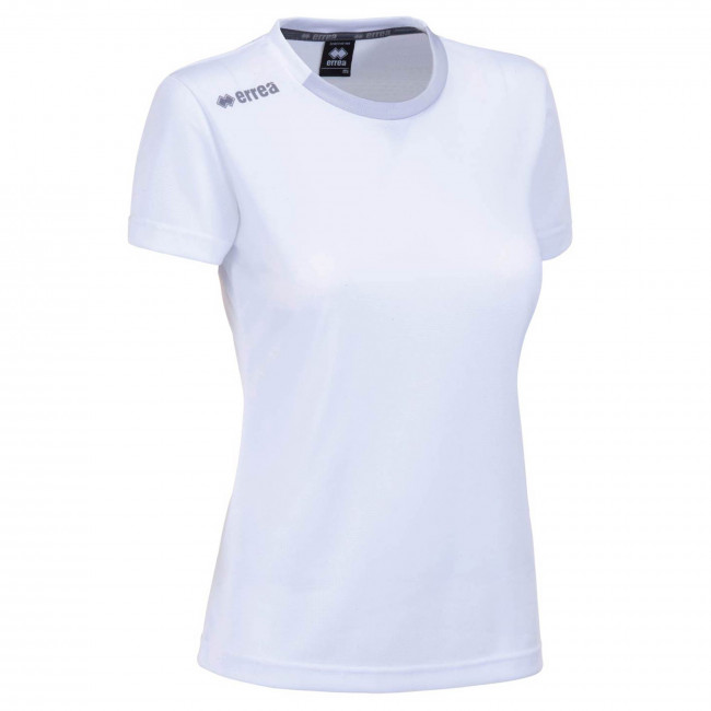 RAMOS WOMAN SHIRT SS JR BIANCO - ERREÀ