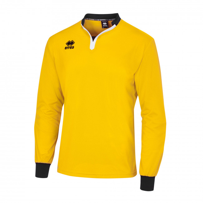 ELOY GOALKEEPER SHIRT LS JR GIALLO - ERREÀ