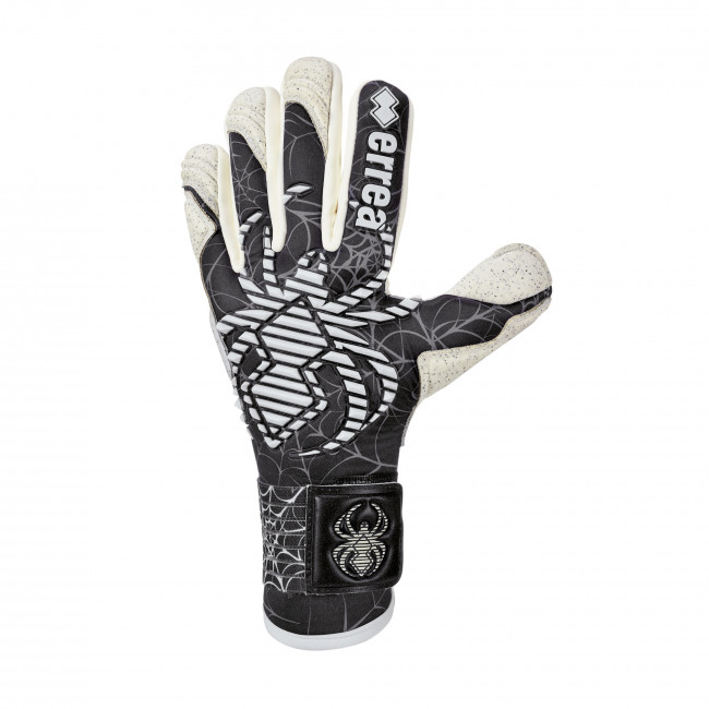 BLACK SPYDER CELEBRATION GLOVES AD NERO BIANCO - ERREÀ