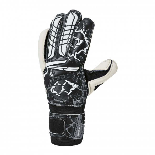 ZERO THE WALL GLOVES JR NERO BIANCO - ERREÀ