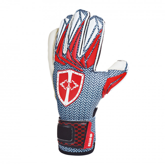 ZERO THE WARRIOR GLOVES JR BIANCO ROSSO - ERREÀ
