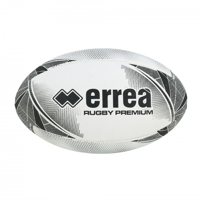 RUGBY PREMIUM - TOP GRIP BALL BIANCO NERO - ERREÀ