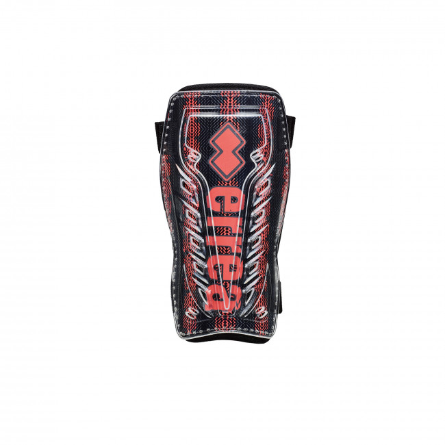 TAKLE MMXX - SHIN GUARDS TEEN NERO ARANCIO_FLUO ANTRACITE - ERREÀ
