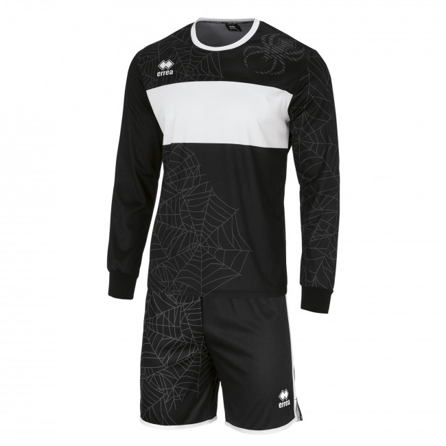 SET GOALKEEPER SPYDER 3.0 LS JR NERO BIANCO - ERREÀ