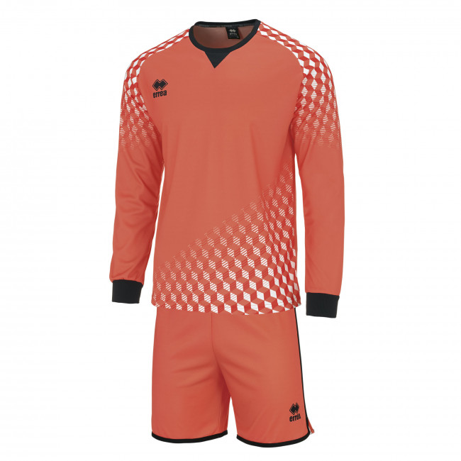 SET GOALKEEPER ELAR LS JR PAPAYA - ERREÀ