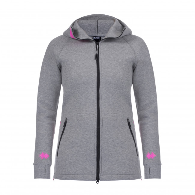 JADA LADIES JACKET AD GRIGIO_MELANGE - REPUBLIC