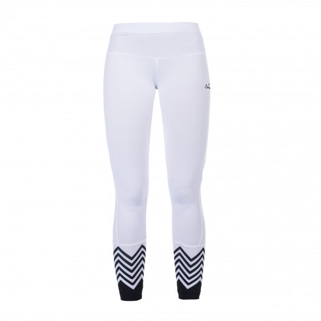 THELMA LADIES LEGGINGS AD BIANCO NERO - REPUBLIC