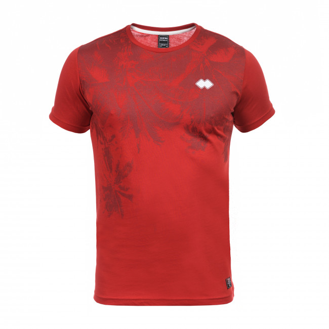 ESSENTIAL SS17 HAWAY T-SHIRT M SS AD ROSSO - REPUBLIC