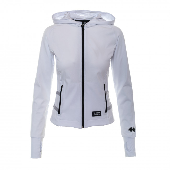 SPORT FUSION SS18 WOMAN FULL ZIP SWEAT JR  BIA - REPUBLIC