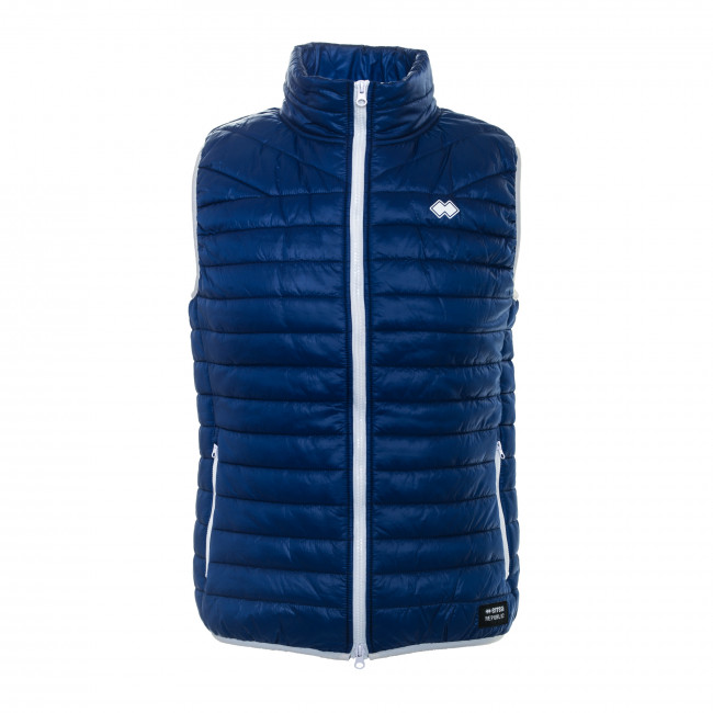 TREND SS18 MAN QUILTED GILET AD DARK NAVY_19-3953 - REPUBLIC