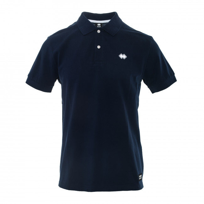 CONTEMPORARY SS18 MAN POLO JR BLU - REPUBLIC