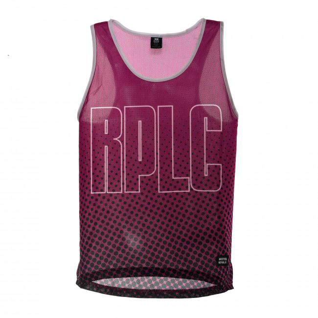 ESSENTIAL SS18 WOMAN POIS TANK AD FUXIA - REPUBLIC