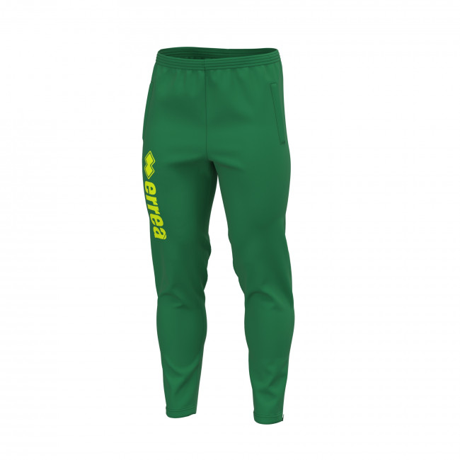 ESSENTIAL SS18 MAN DRAKE TROUSERS AD VERDE GIALLO_FLUO - REPUBLIC