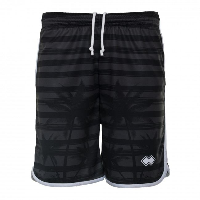ESSENTIAL SS18 MAN PALM SHORTS AD ANTRACITE - REPUBLIC