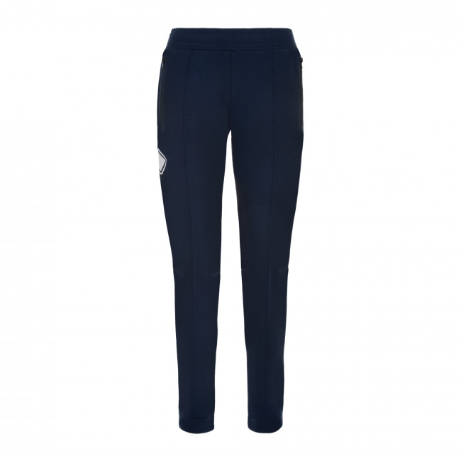 SPORT FUSION FW18/19 WOMAN UNI 2 TROUSERS AD BLU - REPUBLIC