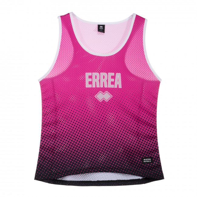 ESSENTIAL SS19 WOMAN BLUR TANK AD FUXIA - REPUBLIC