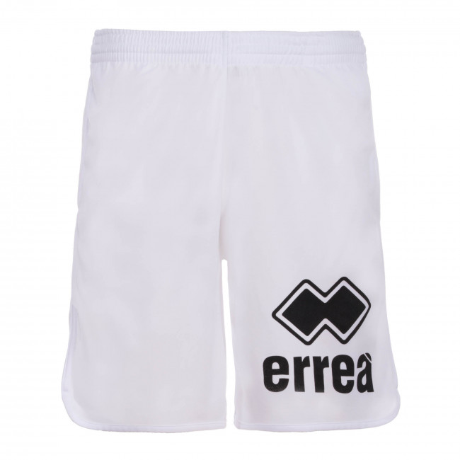 ESSENTIAL SS19 MAN BIG LOGO BERMUDA JR BIANCO - REPUBLIC