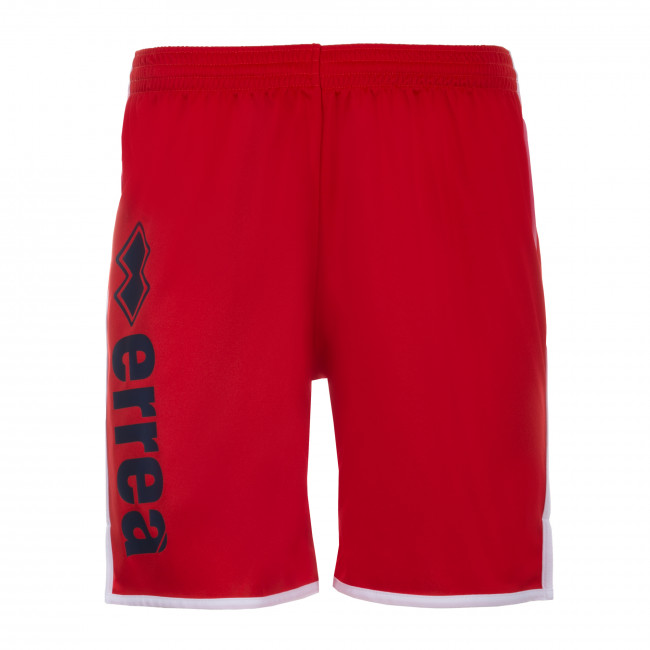ESSENTIAL SS19 MAN MONO SHORTS JR ROSSO - REPUBLIC