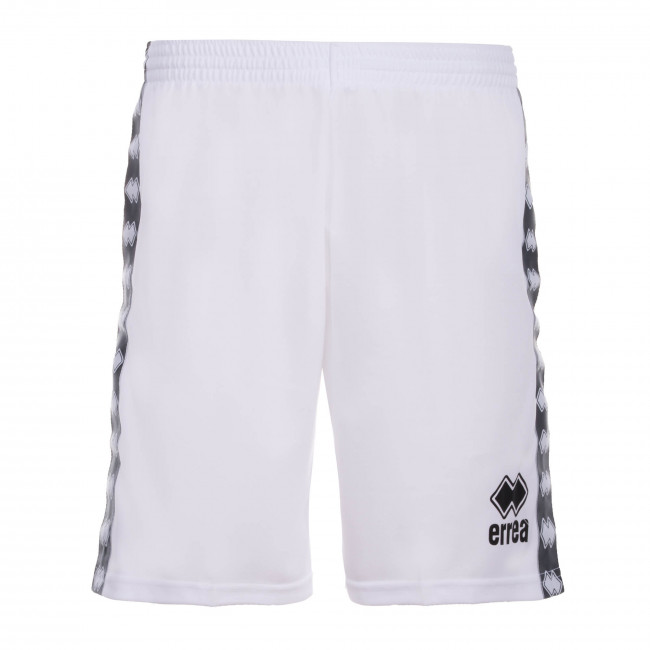 ESSENTIAL SS19 MAN SHORT BANDA AD BIANCO - REPUBLIC