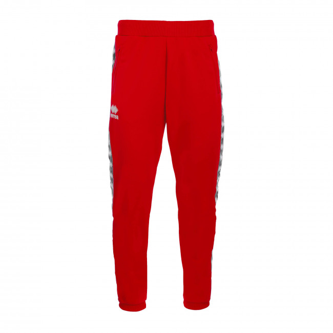ESSENTIAL SS19 MAN BANDA TROUSERS JR ROS NER BIA - REPUBLIC