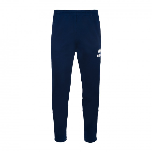 ESSENTIAL FW19/20 MAN DRAKE LOGO TROUSERS JR BLU - REPUBLIC