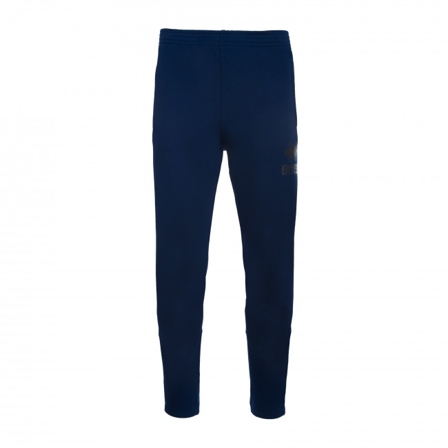 ESSENTIAL FW19/20 MAN DRAKE TONAL LOGO TROUSERS AD BLU - REPUBLIC