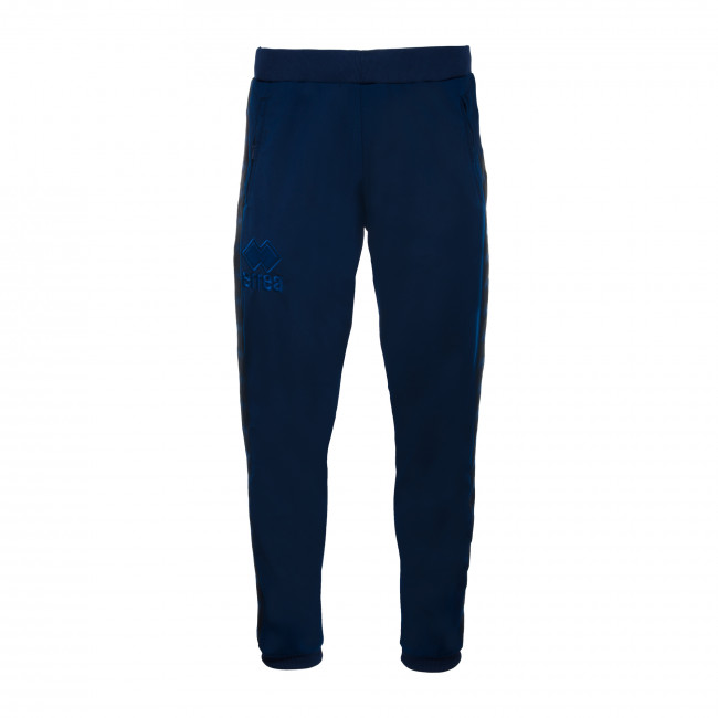 ESSENTIAL FW19/20 MAN BANDA TROUSERS 2 AD BLU BLU TT - REPUBLIC