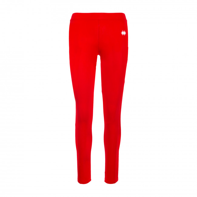 ESSENTIAL FW19/20 WOMAN LEGGINGS JR ROSSO - REPUBLIC