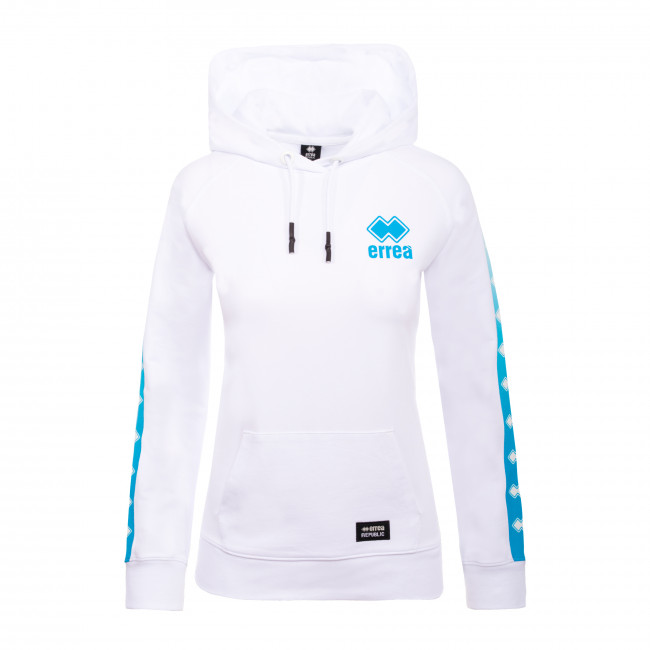 SPORT INSPIRED SS20 WOMAN PRINT ST.HOODY 126 AD BIANCO - REPUBLIC