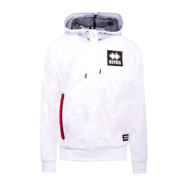 TECHPACK SS20 WINDBREAKER 051 AD BIANCO - REPUBLIC