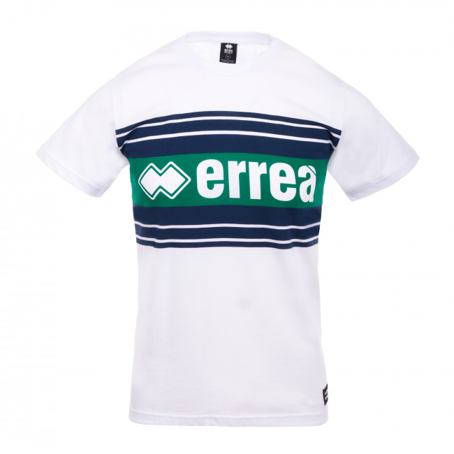 SPORT INSPIRED SS20 MAN RUGBY T-SHIRT 036 SS JR BIANCO - REPUBLIC