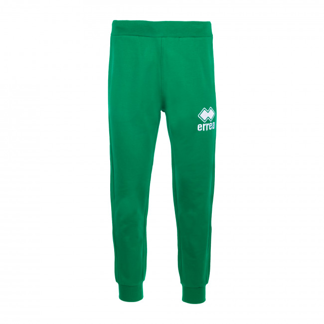 ESSENTIAL SS20 EMBROIDERY MAN CUFFPANT 017 AD VERDE - REPUBLIC